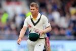 डेविड वॉर्नर ने माना, उन्हें भारत के खिलाफ दो टेस्ट मैच नहीं खेलने चाहिए थे