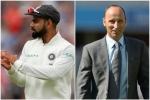 'विराट कोहली ने भारत को टफ टीम बना दिया है, आप उन पर छींटाकशी नहीं कर सकते'- हुसैन
