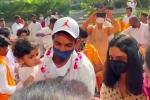 VIDEO : मुंबई में पारंपरिक तरीके से हुआ अजिंक्य रहाणे का भव्य स्वागत