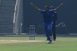 Syed Mushtaq Ali: सांता मूर्ति ने 5 विकेट हासिल कर बनाया विश्व रिकॉर्ड, तोड़ी मुंबई की कमर