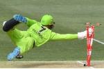 BBL 10: क्रिकेट इतिहास में पहली बार एक ही गेंद पर 2 बार रन आउट हुआ बल्लेबाज, बिलिंग्स में दिखे धोनी