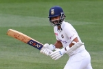 मेलबर्न टेस्ट से पहले 10 बार देखी थी सचिन की वो पारी, अजिंक्य रहाणे ने किया खुलासा
