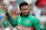 ODI : विंडीज के खिलाफ बांग्लादेश टीम का ऐलान, शाकिब की हुई वापसी