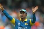 वेस्टइंडीज दौरे के लिए एंजेलो  मैथ्यूज को सौंपी गई श्रीलंका टी-20 टीम की कमान