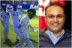 टीम इंडिया की धमाकेदार जीत के बाद वीरेंद्र सहवाग ने इंग्लैंड की टीम को यूं किया ट्रोल