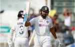 रोहित शर्मा को नहीं दिखा अहमदाबाद पिच पर कोई 'भूत', बताया कैसे बने मैच के टॉप स्कोरर
