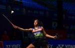 स्विस ओपन 2021: पीवी सिंधु को फाइनल मुकाबले में मिली हार, कैरोलिना मारिन ने जीता खिताब