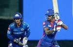 DC vs MI: मिश्रा का विकेटों का चौका, धवन की पारी, कांटे के मुकाबले में दिल्ली ने मारी बाजी
