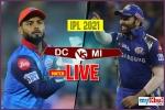 DC vs MI, Match 13 LIVE: चेन्नई में दिल्ली का पहला मुकाबला, पंत के सामने रोहित