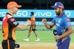 MI vs SRH: 2 मैचों मे हार के बाद घबराई हैदराबाद, मुंबई के खिलाफ किये 4 बदलाव