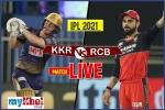 RCB vs KKR, Match 10 LIVE: पहले डबल हेडर में कोहली के सामने मोर्गन की टीम