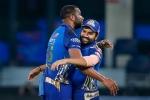 मुंबई इंडियंस के खिलाफ हैट्रिक ले चुके हैं रोहित शर्मा, 7 साल बाद MI के लिए की गेंदबाजी, लगा बैठे चोट