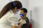 अजिंक्य रहाणे ने कोविड वैक्सीन की पहली खुराक ली, शेयर की फोटो