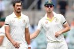 बॉल टैंपरिंग मामला : बैनक्रॉफ्ट के आरोपों पर ऑस्ट्रेलियाई गेंदबाजों ने दिया ये बयान