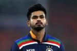 श्रीलंका दाैरे से बाहर हो सकते हैं श्रेयस अय्यर, कप्तानी की रेस में हैं 2 खिलाड़ी