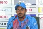 टीम से बाहर हुए विजय शंकर का छलका दर्द, कहा- मुझे चोटों ने बहुत परेशान किया