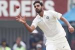 Test क्रिकेट नहीं खेलना चाहने की रिपोर्ट पर भुवनेश्वर कुमार ने तोड़ी चुप्पी, दिया बड़ा बयान