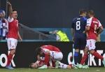 Euro 2020: डेनमार्क फुटबॉलर क्रिश्चियन एरिक्सन की हालत हॉस्पिटल में स्थिर, मैच में हुए थे बेहाश