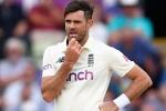 ENG vs NZ: एजबास्टन टेस्ट में एंडरसन ने तोड़ा मैक्ग्रा का रिकॉर्ड, बने सबसे ज्यादा डक विकेट लेने वाले खिलाड़ी