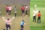 Video: अंपायर से खफा हुए शाकिब अल हसन ने स्टंप पर मारी लात, अगली गेंद पर हाथ से उखाड़ फेंका विकेट