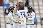 WTC Final : भारत ने की शानदार वापसी, शमी और इशांत ने कीवी बल्लेबाजों को सिखाया सबक