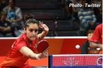 Tokyo Olympics: मनिका बत्रा का शानदार सफर जारी, टेबल टेनिस के तीसरे राउंड में पहुंची