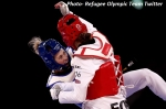 Tokyo Olympics: रिफ्यूजी खिलाड़ी ने दो बार की गोल्ड मेडलिस्ट को हराकर मचाई सनसनी