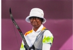 Tokyo 2020: दीपिका कुमारी महिला व्यक्तिगत तीरंदाजी प्रतियोगिता के क्वार्टरफाइनल में पहुंची