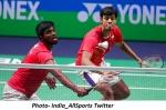 Tokyo Olympics: सत्विकसाईराज-चिराग शेट्टी ग्रुप प्ले स्टेज में जीते, टेबल टेनिस में हारे शरत कमल