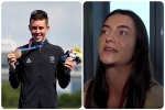 Tokyo Olympics : एथलीट ने जीता मेडल, दुखी हुई पूर्व गर्लफ्रेंड, बोली- ब्रेकअप करके हुई गलती