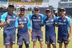 IND vs SL : कौन हैं वो 5 भारतीय खिलाड़ी, जिन्होंने एक साथ ODI में किया डेब्यू
