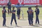 IND vs SL : भारत ने जीता टाॅस, इन 5 खिलाड़ियों को मिला डेब्यू करने का माैका