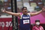 ओलंपिक क्वालिफाई करने वाली 5वीं भारतीय एथलीट हैं कमलप्रीत काैर, देखें इतिहास