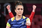 Tokyo Olympics : मनिका बत्रा को लगा झटका, भारत लौटने पर होगी कड़ी कार्रवाई