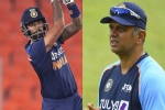 IND vs SL : सूर्यकुमार यादव से हो गई गलती, ऐसा था राहुल द्रविड़ का रिएक्शन