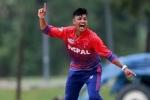 THE 100 से बाहर हुए संदीप लमिछाने, ईसीबी ने लीग से 2 दिन पहले ही वापस नेपाल भेजा