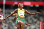 एक 'गोल्ड' जीतना मुश्किल, लेकिन जमैका की लड़की दो 'गोल्ड मेडल' जीत गई