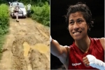 लवलीना को घर पहुंचने पर मिलेगा खास तोहफा, MLA ने शुरू किया काम