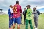 T-20 : बारिश ने खराब किया मजा, रद्द हुआ विंडीज-पाकिस्तान के बीच का तीसरा मैच