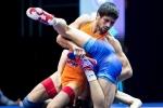Tokyo 2020 : पहलवान रवि दहिया ने दर्ज की एकतरफा जीत, क्वार्टर फाइनल में पहुंचे
