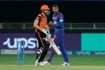 DC vs SRH: जीवनदान का फायदा नहीं उठा सके केन विलियमसन, दिल्ली ने 3 बार छोड़ा कैच