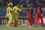 RCB vs CSK: धोनी के सामने फिर फिसड्डी साबित हुई विराट सेना, इन 5 खिलाड़ियों के दम पर शारजाह में जीती चेन्नई