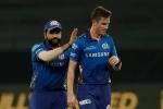 IPL 2021 : मुंबई पर मंडराया खतरा, हार के बाद रोहित शर्मा ने बताया कहां हुई गलती