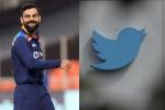 कोहली के टी20 कप्तानी छोड़ने के फैसले से चकराये हर्षा भोगले, ट्विटर पर मचा हड़कंप