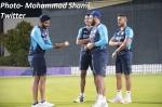 भारत-पाक मैच के बाद पहली बार ट्विटर पर दिखे मोहम्मद शमी, किया ये ट्वीट