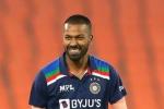 T20 WC: टीम इंडिया को राहत, न्यूजीलैंड के खिलाफ खेलने के लिए हार्दिक पाडंया हुए फिट