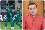 पाकिस्तान जीता तो भारत में फोड़े गए पटाखे, सहवाग ने सुनाई खरी-खोटी