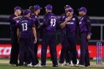 T20 World Cup के दूसरे ही मैच में हुआ बड़ा उलटफेर, स्कॉटलैंड ने बांग्लादेश को हराया