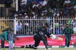 PAK vs NZ: पाकिस्तानी गेंदबाजों के सामने ढेर हुई न्यूजीलैंड, हैरिस राउफ ने लगाया विकेट का चौका