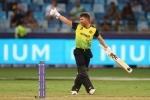 डेविड वार्नर ने ठोका धमाकेदार अर्धशतक, ऑस्ट्रेलिया ने श्रीलंका को 7 विकेट से हराया